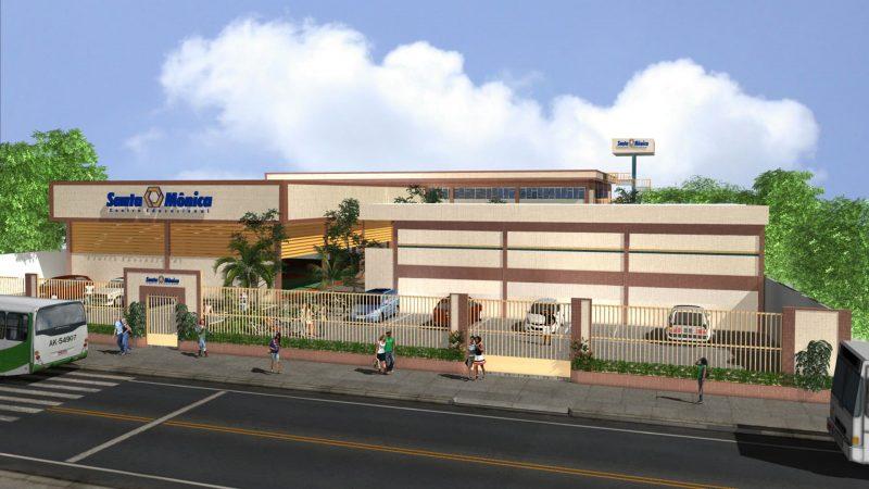 Unidade de Nova Iguaçu. Elaboração do projeto de arquitetura e gerenciamento dos projetos complementares – em andamento.